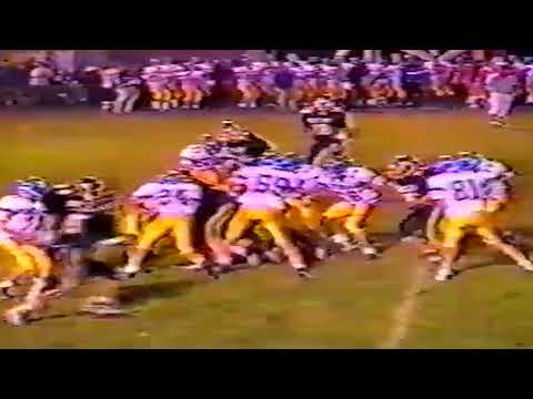 1999 Shelby vs Nebraska Lutheran High School Football