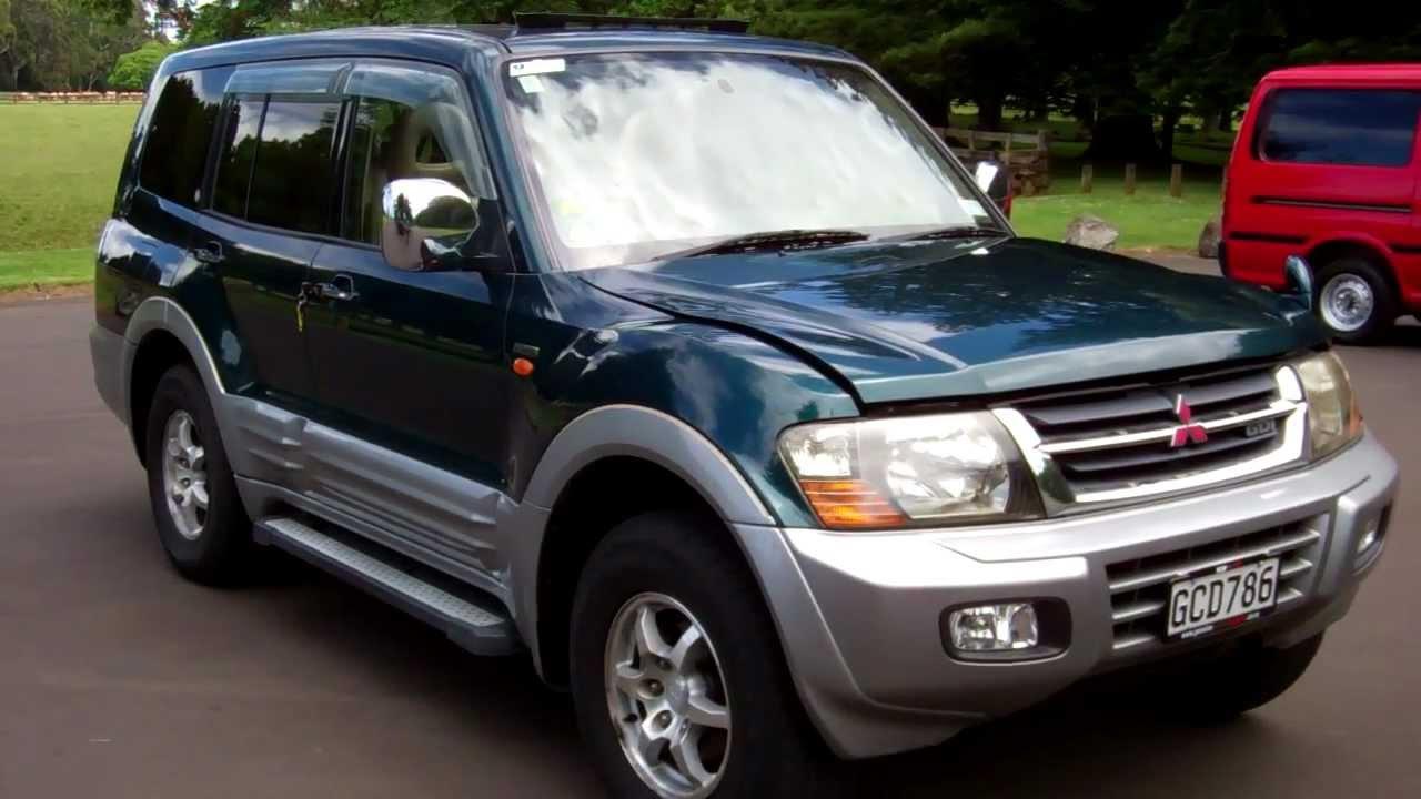 1999 Mitsubishi Pajero Exceed $Cash4Cars$ ** SOLD ** - YouTube
