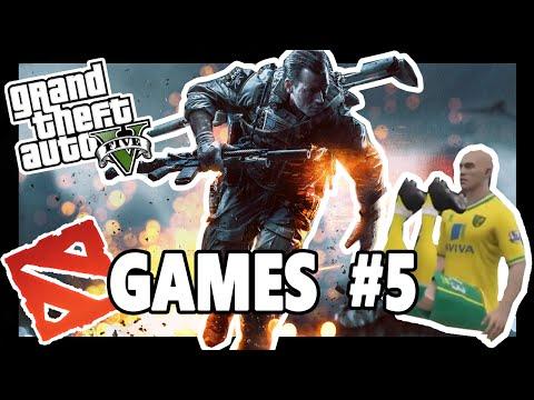 Лучшие игры от уже изданных игр, до самых ожидаемых игр