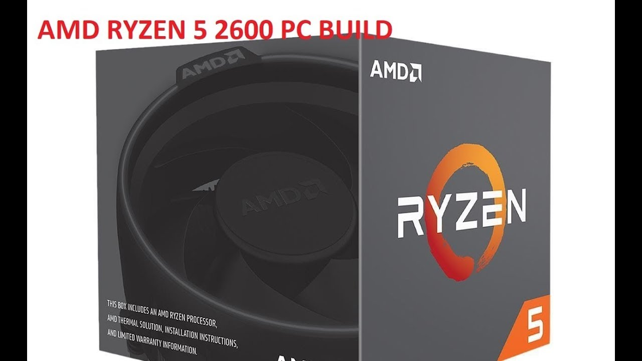 AMD Ryzen 5 2600 PC Build | TurboFuture