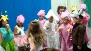 Os três porquinhos - Maternal II - EMEI Jonas Pinheiro - Prof Luzia e Simone - Primavera do Leste