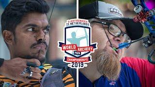 Suresh Selvathamby v Eric Bennett – recurve men gold | Den Bosch 2019 World Para Championships