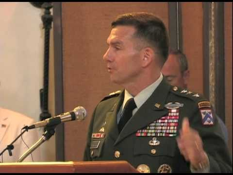Promotion Ceremony for U.S. Army General