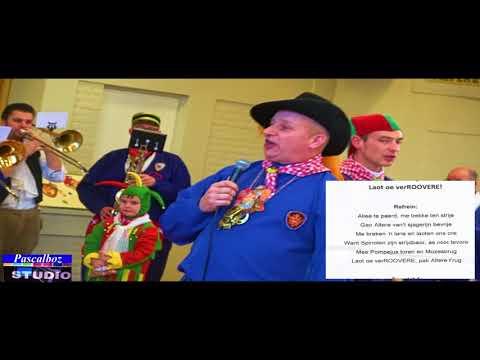Vastenavond Liedje Alterse 2019 Laot Oe VerROOVERE! ( Halsteren )
