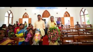 Santhosh+Vijitha Wedding promo _ Evergreen Media