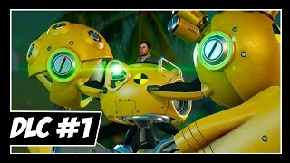 SUNSET OVERDRIVE - DLC - Mystery of the Mooil Rig - #1 - Mistério da Plataforma Moil