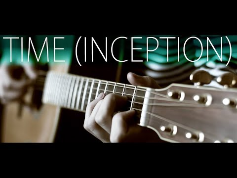 """Hans Zimmer - Time (OST """"Inception"""") │ Fingerstyle guitar"""
