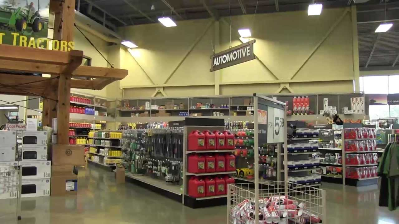 The Largest Hardware Store in the United States - YouTube