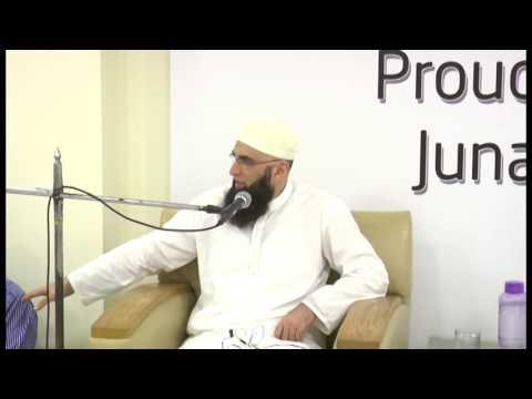 Junaid Jamshed's last bayaan at Dubai Islamic Bank Part 1