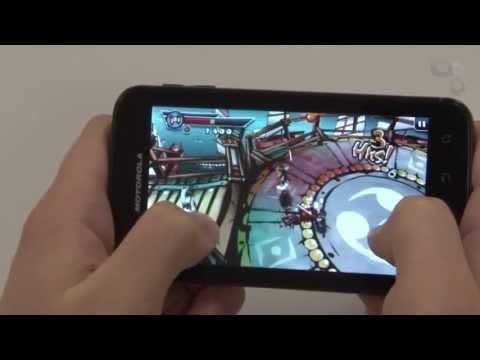Análise de Produto - Motorola Atrix 4G  - TecMundo