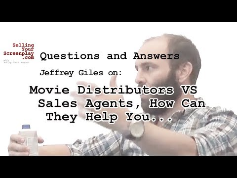 Movie Distributors vs Sales Agents: How Can They Help You.