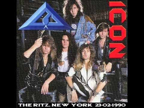 ICON - Live at the Ritz 23/02/1990