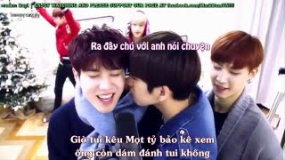 markbumvn fakesub confession song got7 mark and jb ver