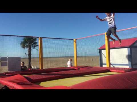 Trampoline Tricks Session 2