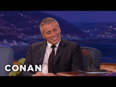 Matt LeBlanc Forgot