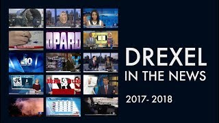 Drexel in the News: 2017-2018