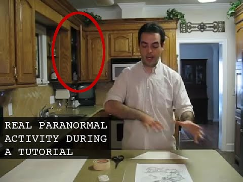 Real Ghost Videos Paranormal Activity Caught On Tape In