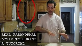 real ghost videos paranormal activity caught on tape in haunted house   scary ghost videos on tape