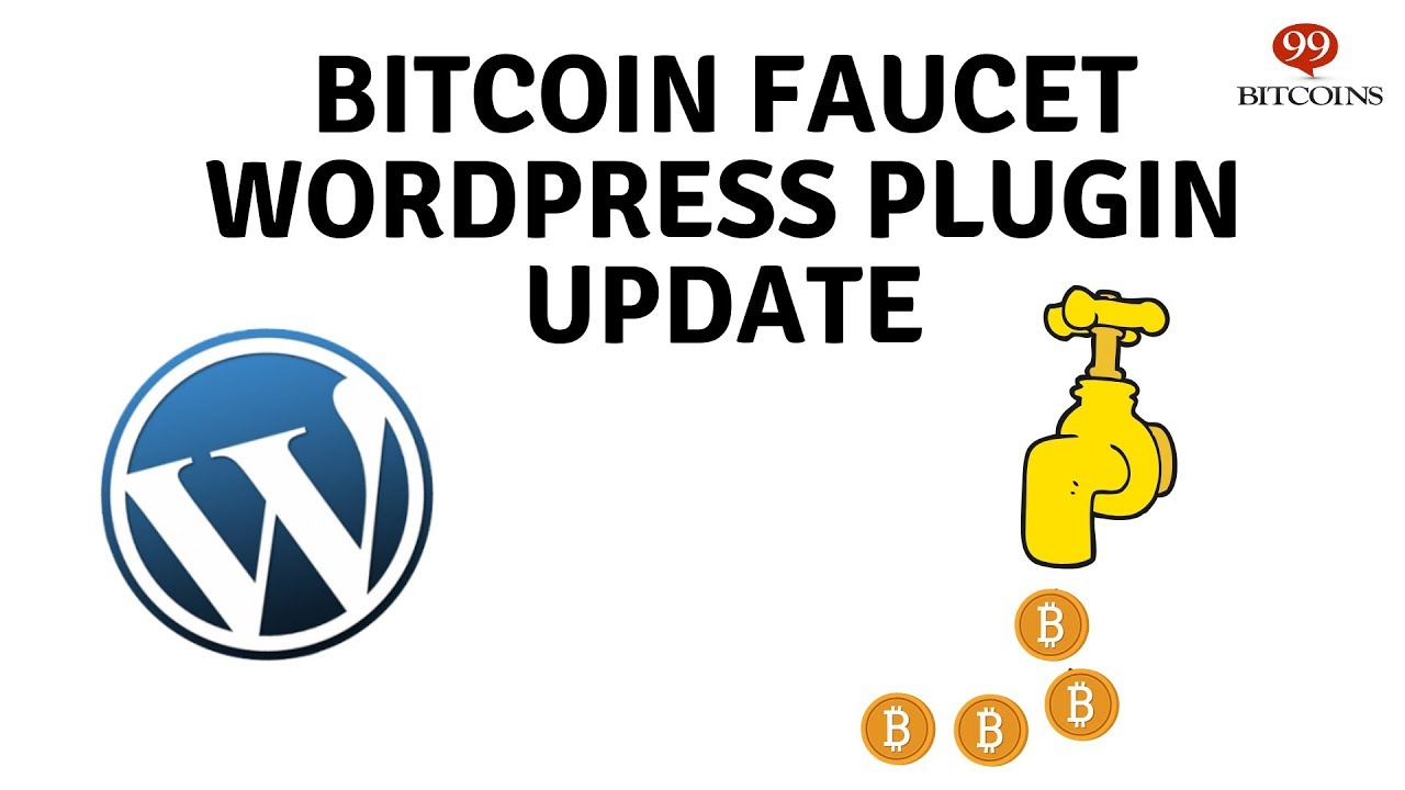 Advanced Bitcoin Wordpress Faucet Plugin by 99Bitcoins