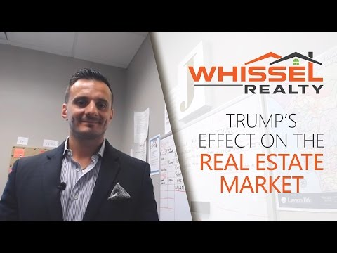 San Diego Real Estate: Trump's Effect on the Real Estate Market
