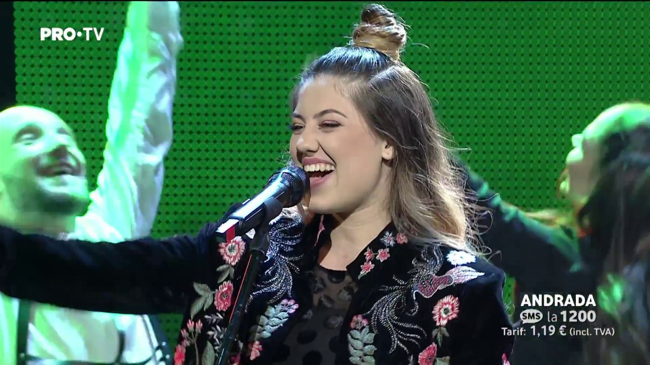 Andrada Cretu & Adrian Despot - Fata Verde | Finala | Vocea Romaniei 2017