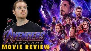 "Avengers: Endgame: Movie Review- ""A-Game for Endgame."""