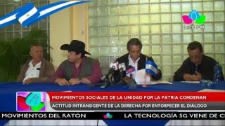 #Multinoticias Edición Mediodía, Martes 19 de junio de 2018 #NicaraguaQuierePaz #PazYSegurida