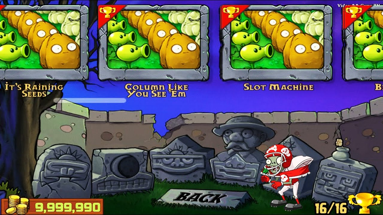 Best strategy Plants vs Zombies | All Mode Column Like You See 'Em