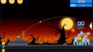 Angry Birds trick or treat 3 Estrellas instancia de parte 3-2