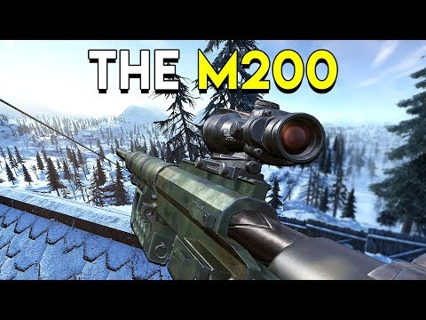 Hunting the M200 - Ring of Elysium (RoE)