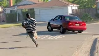 Car Thieves Caught in the Act | Sacramento, CA