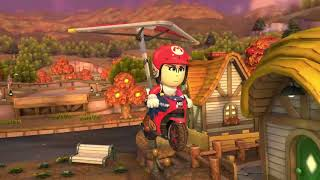 MK8DX Highlight Reel: Agnes - Animal Crossing (Autumn)