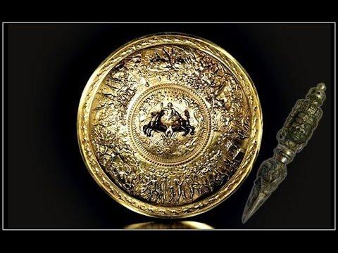 Древние артефакты. Шокирующие археологические находки.