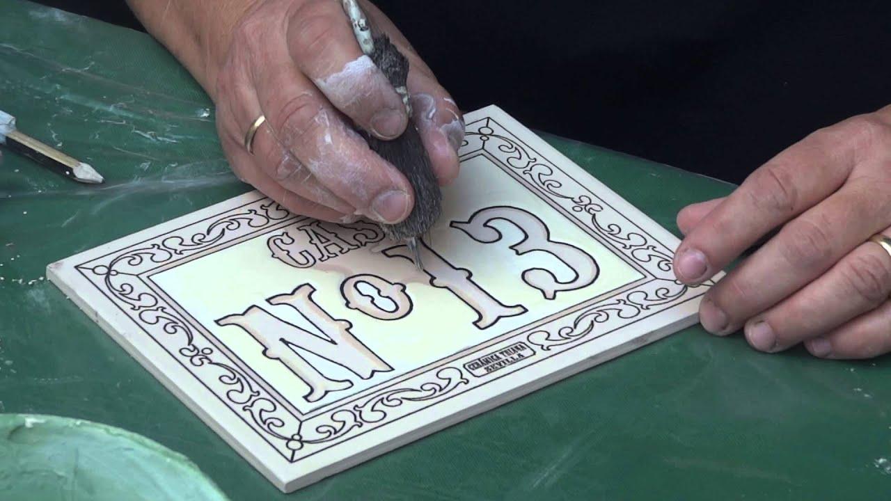 Triana sevilla octubre 2013 demostraci n t cnica Definicion de ceramica