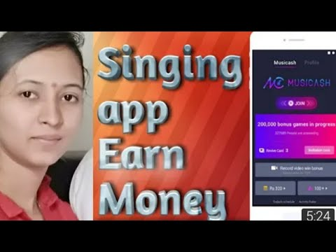 How to use Musicash || How to use Music cash app || How to Earn Money Online in Hindi 2018 || Earn