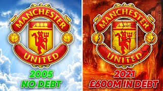 How The Glazers RUINED Manchester United! | Explained