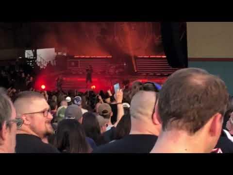 Laid To Rest - Lamb Of God | Riverbend Music Center | Cincinnati, OH | June 6, 2018