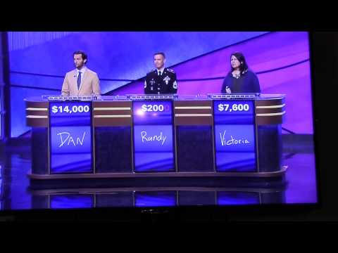 Jeopardy contestants fail at Canadian Cities