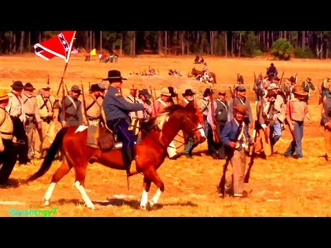 Reenactment 1864, Lee vs Grant at Cold Harbor