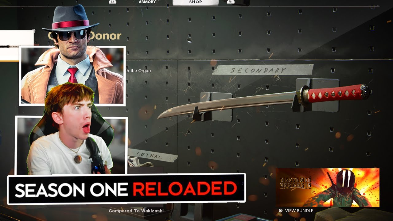 HOW TO GET FREE ADLER SKIN + KATANA MELEE WEAPON! SEASON 1 RELOADED UPDATE BLACK OPS COLD WAR! (NEW)