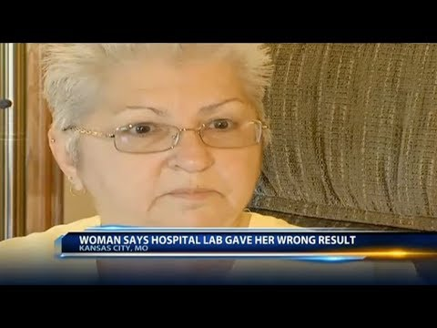 Grandma Tests Positive For Meth, Doesn't Do Meth