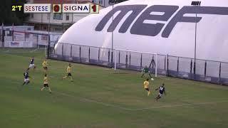 Eccellenza Girone B Sestese-Signa 0-1