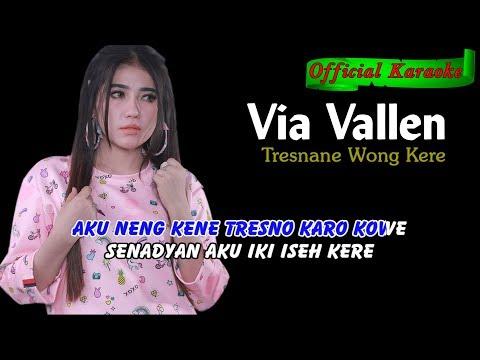 Tresnane Wong Kere ~ Via Vallen   |   Official Karaoke _ Music Tanpa Vokal