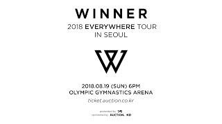 WINNER - 'EVERYWHERE TOUR' SPOILER