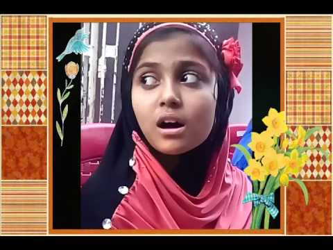 Natural sweet Voice || Very Beautiful Naat Sharif by Little Girl (Must Listen)