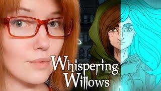 Вредная помогает Елене найти папочку. | Whispering Willows #1