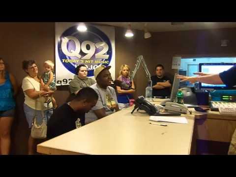 Sean Kingston Interview @ Q92
