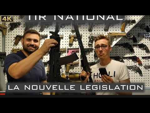 Nouvelle législation sur les armes ? Ce qui change au 1er août ⛔️