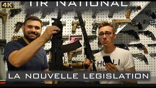 Nouvelle législation sur les armes ? Ce qui change au 1er août 2018 ⛔️