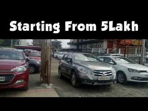 Second Hand Car Market Dehradun | I20, Etios Cross, Polo,  Ecosport | Deals On Wheels | Jatin Jain